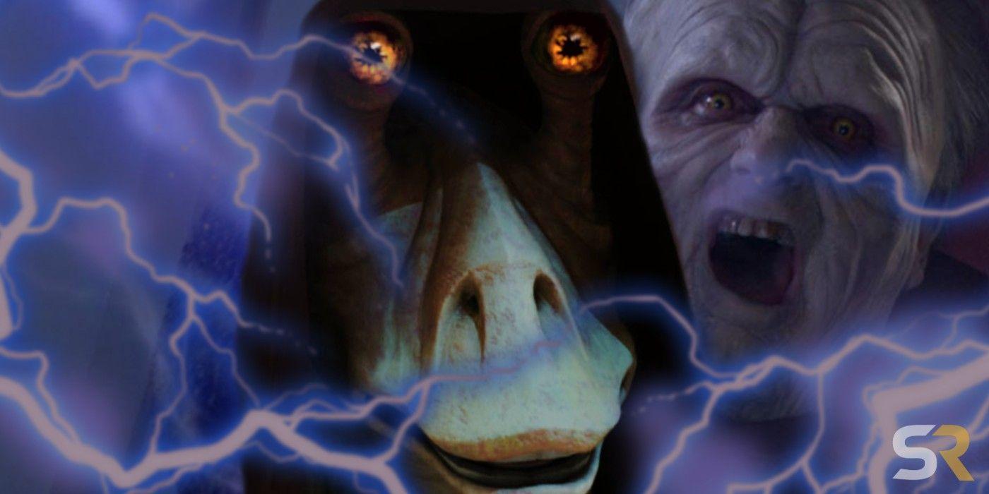 Star Wars The Darth Jar Jar Theory Explained Screen Rant