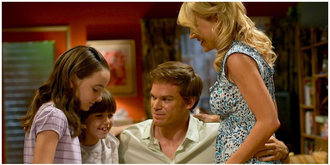 Doe Dexter en Debra ooit hook up