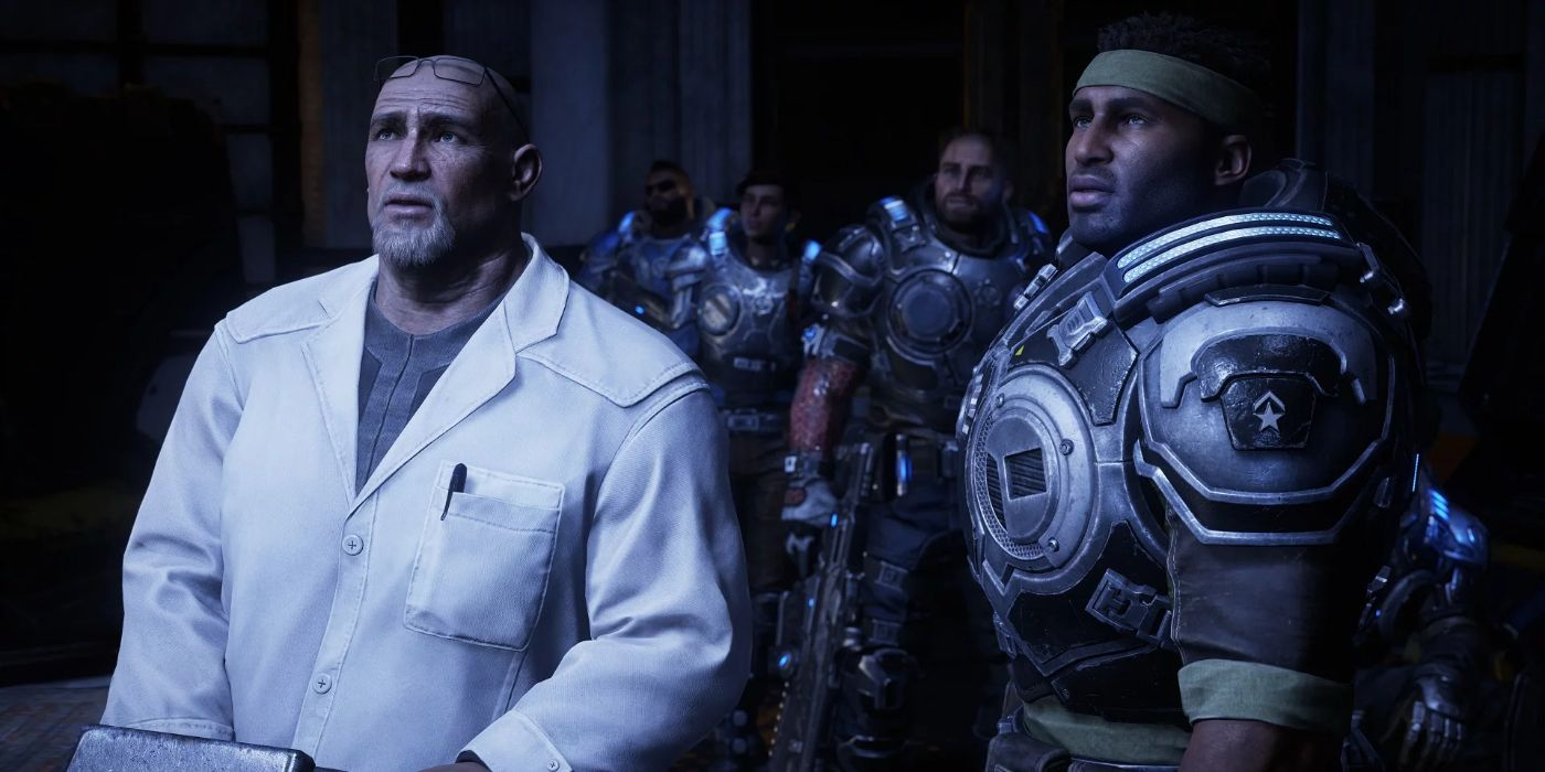 Gears 5 Review Roundup: E-Day Success | Screen Rant
