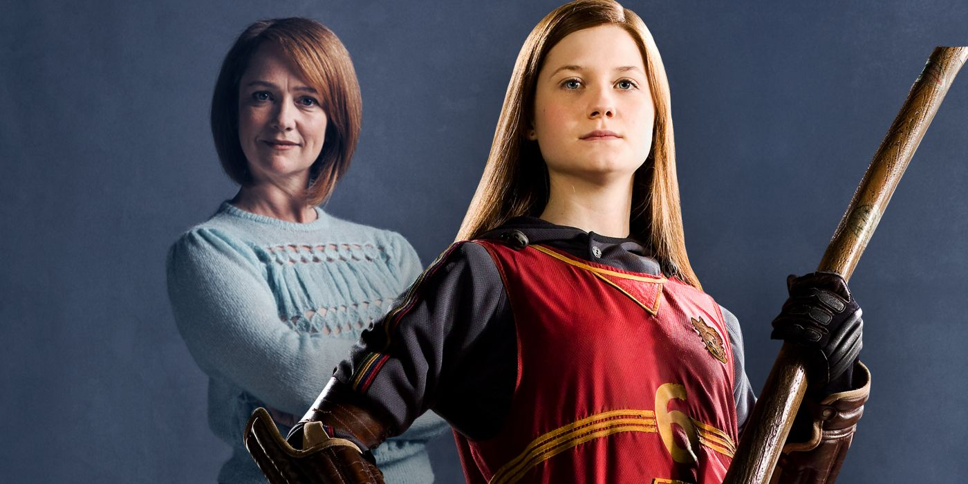 Here's What Happened To Ginny Weasley After Harry Potter Ended