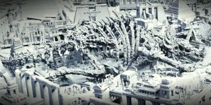 Image result for anguirus skeleton""