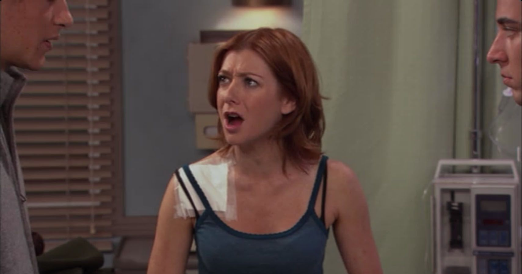Lily Aldrin Naked Gifs