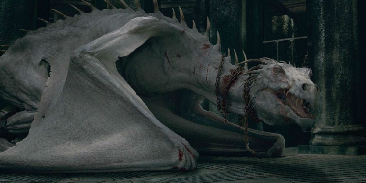 Harry Potter: 5 Best Dragons (& 5 Worst) | ScreenRant