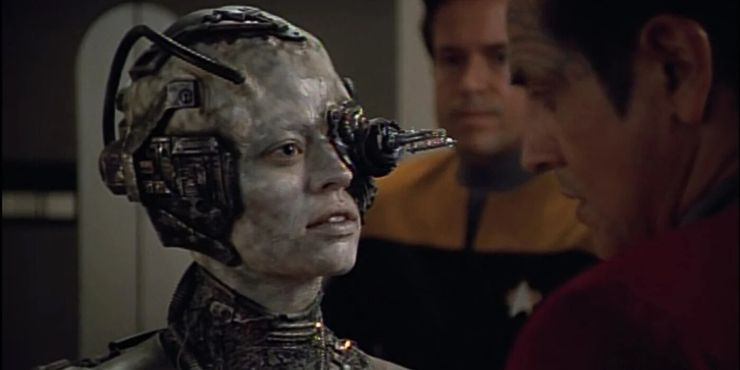Fake seven of nine Passion and