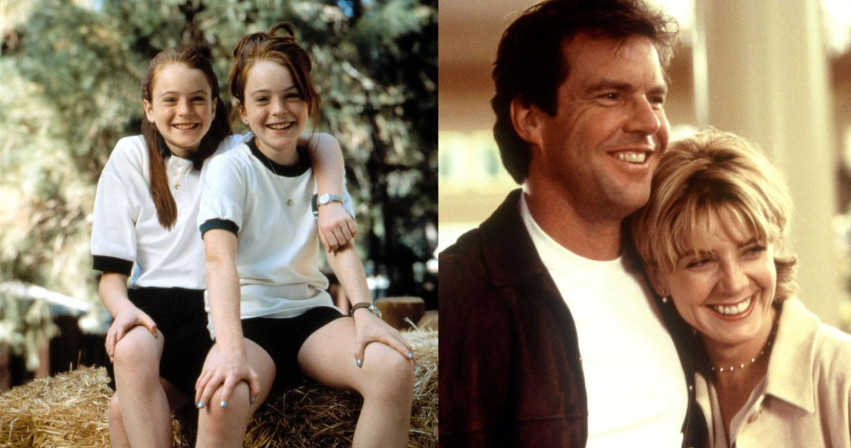 MBTI® The Parent Trap Characters | ScreenRant