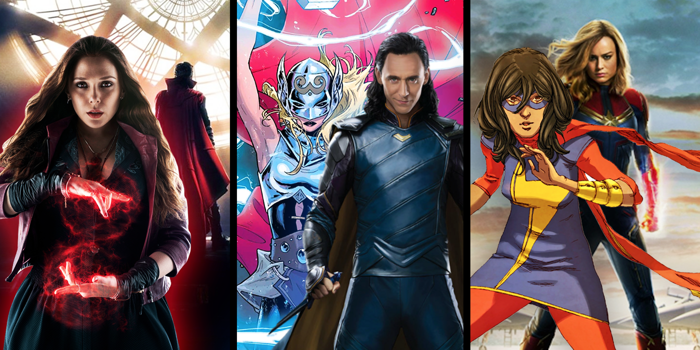 How Every Marvel Disney+ Show Connects To The MCU Movies