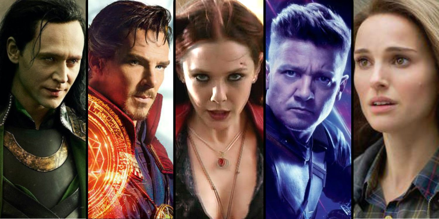Marvel Studios May Have A New Release Every 2 Weeks In 2021