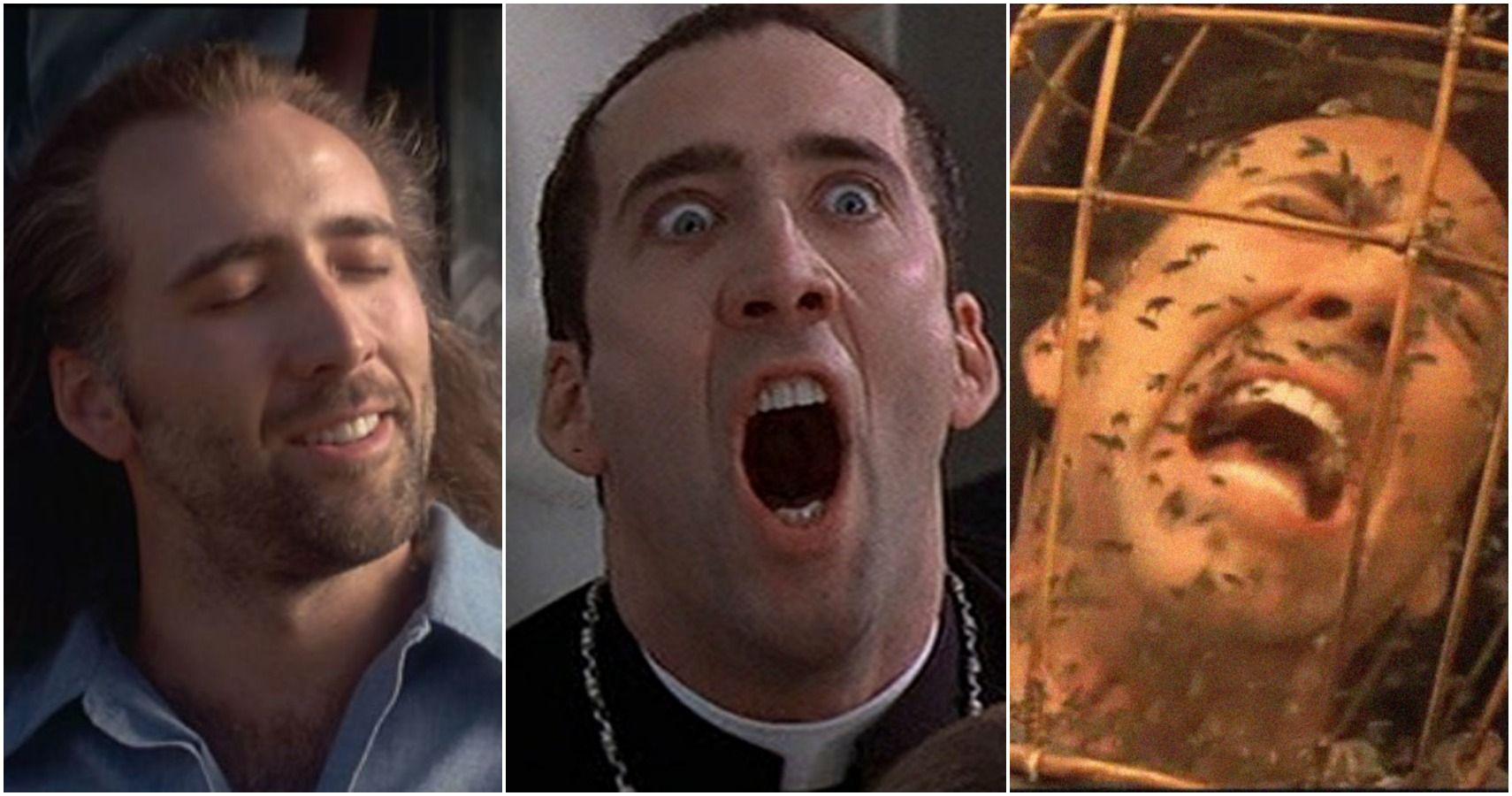 The Ultimate Nicolas Cage Gift Guide Screenrant