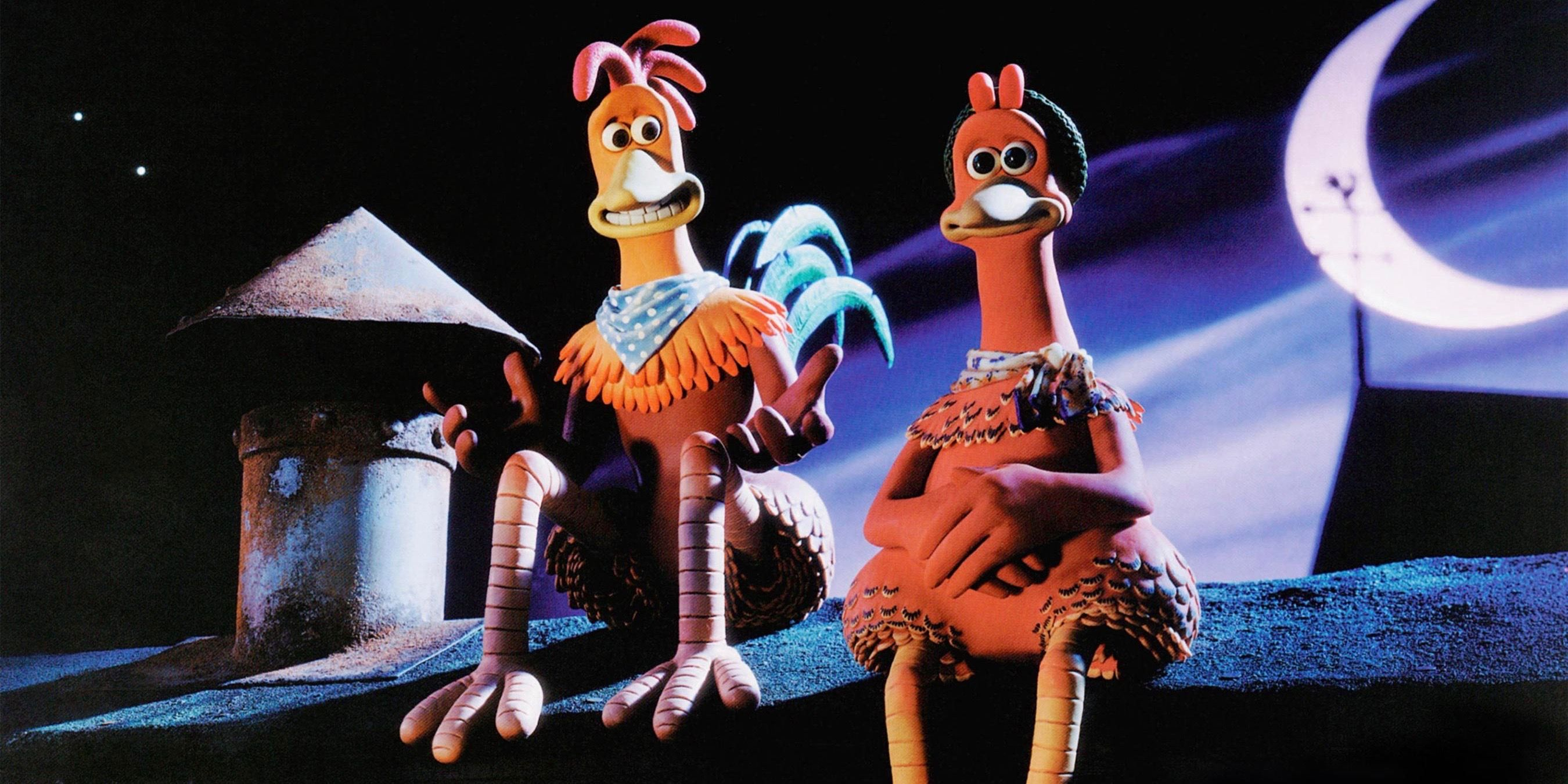 Chicken Run 2 Called Ageist For Recasting Original Main Characters