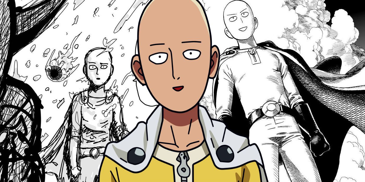 One Punch Man Why There Are Three Different Versions Of The Comic