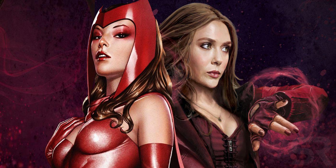 Marvel's WandaVision Will Finally Make Wanda The Scarlet Witch