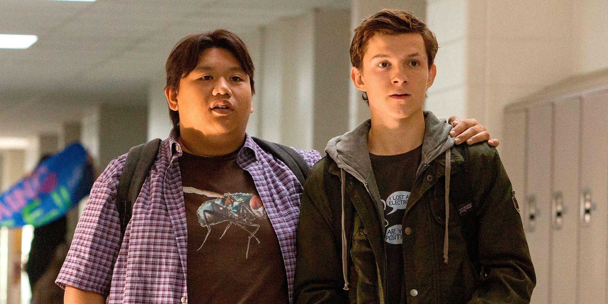Jacob Batalon Responds To Spider-Man's Return To The MCU (EXCLUSIVE)