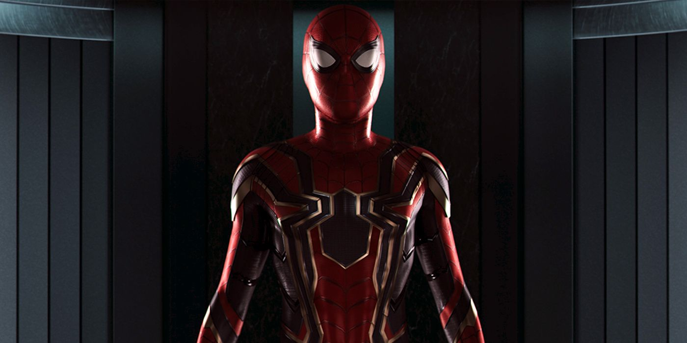 MCU Iron Spider Secret Abilities Revealed By Marvel