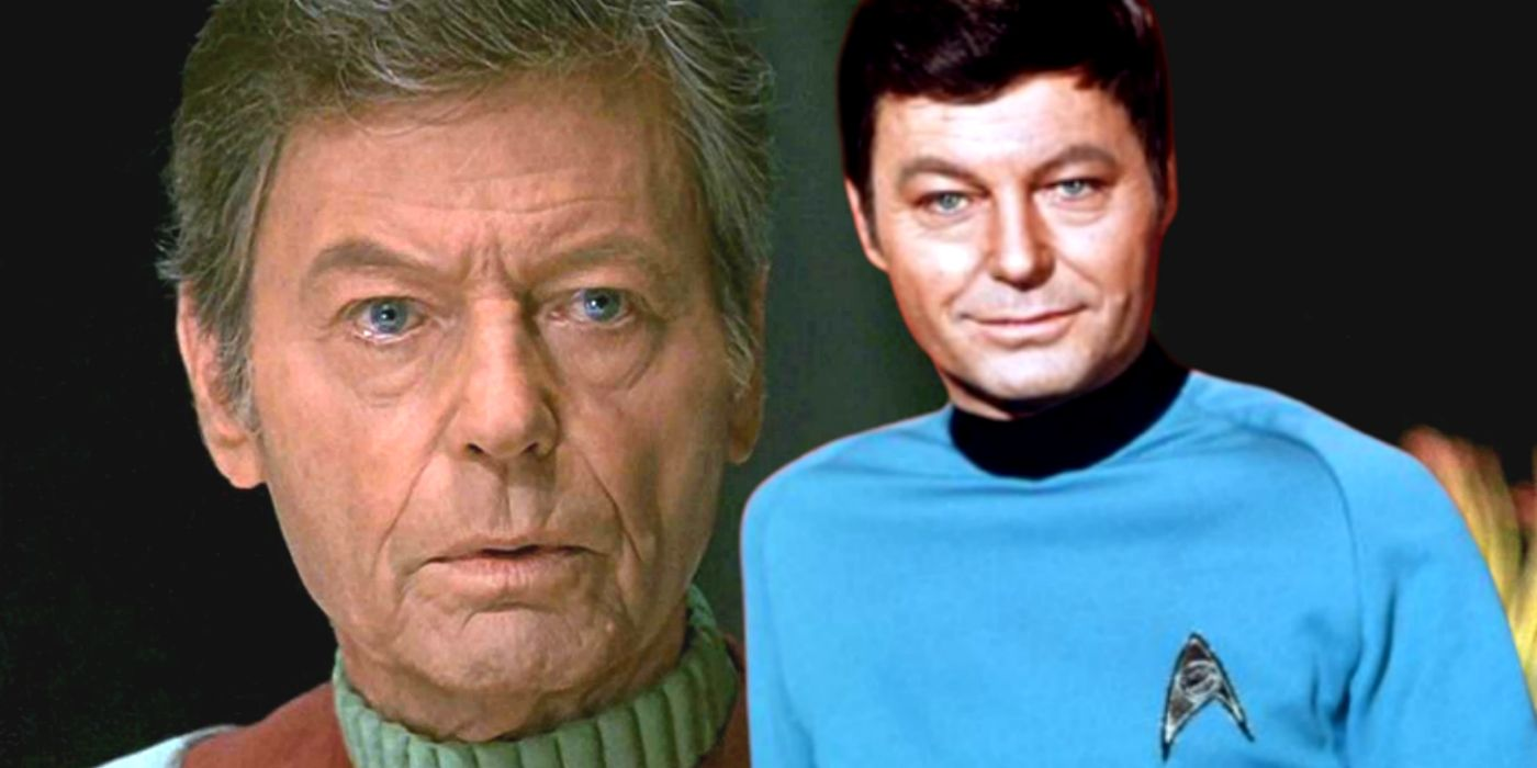 Star Trek: What Happened To Bones After TOS & Movies