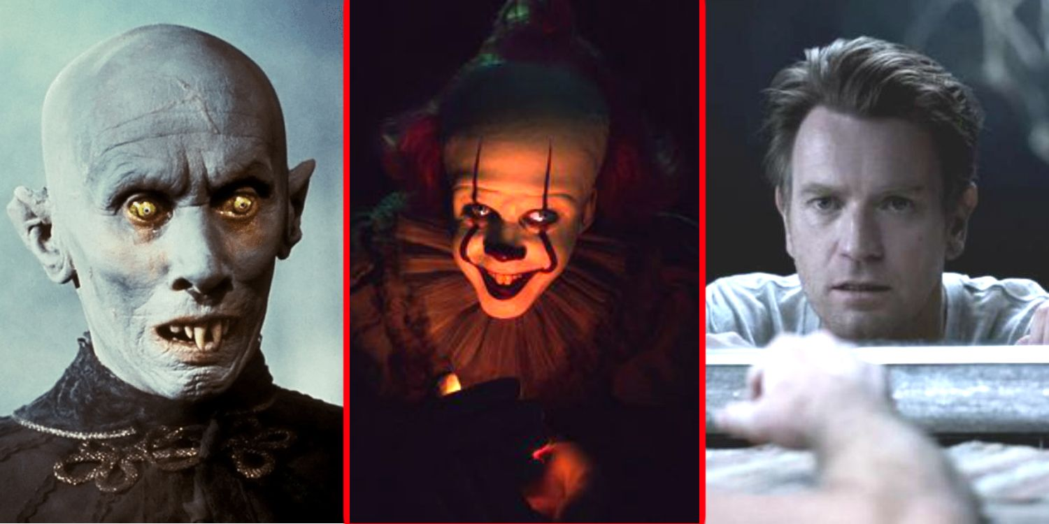 Every Upcoming Stephen King Movie After It Chapter 2