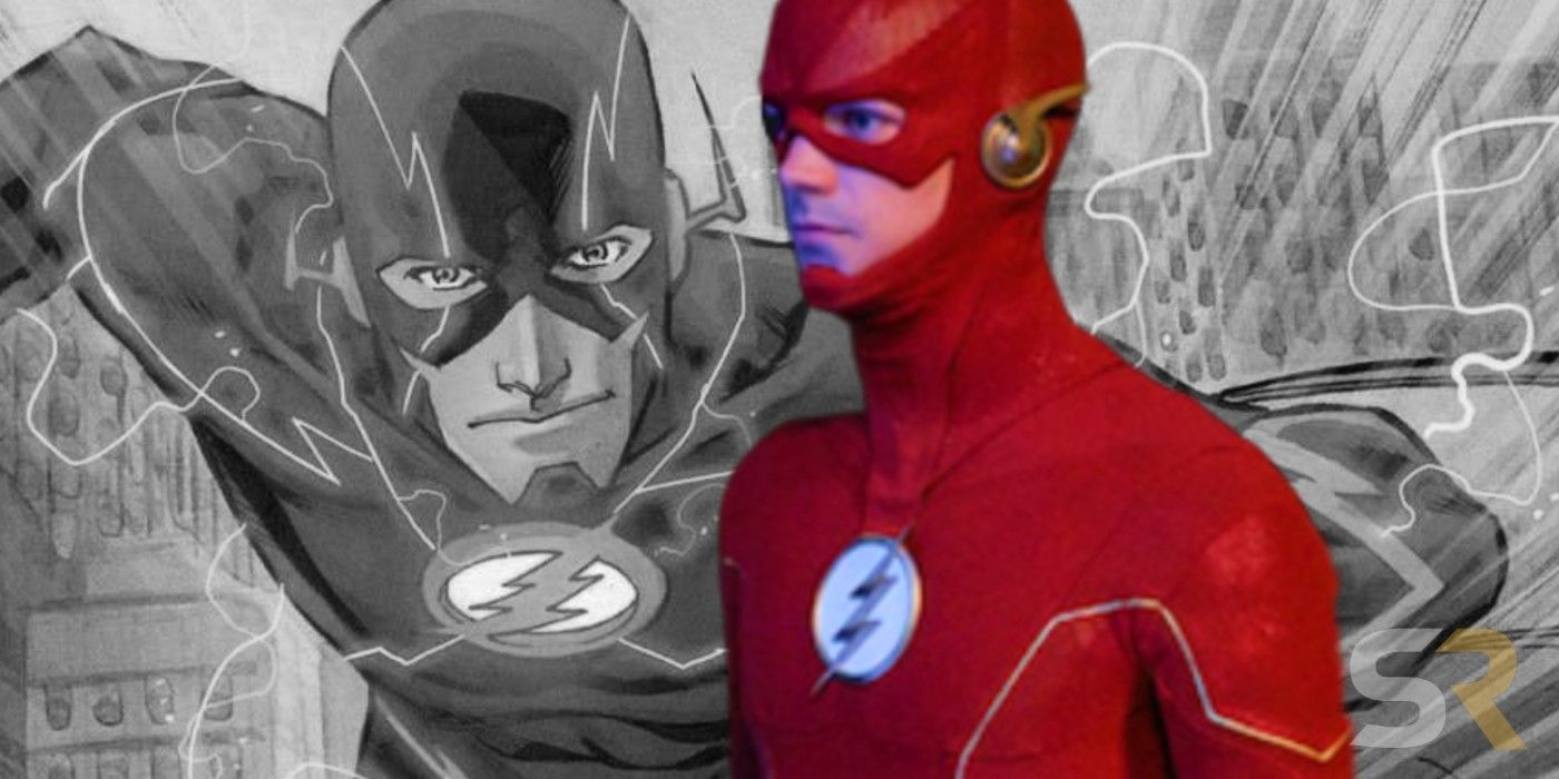 How The Flash's Costume Is Different In Season 6 | Screen Rant