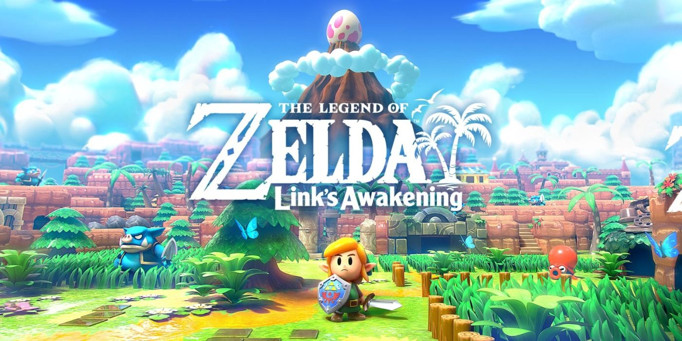 The Legend Of Zelda Link S Awakening Review A Recurring Dream