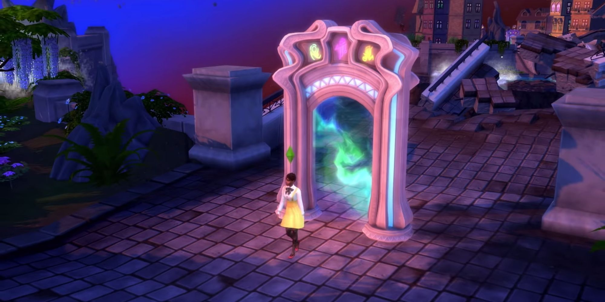 sims 4 realm of magic review