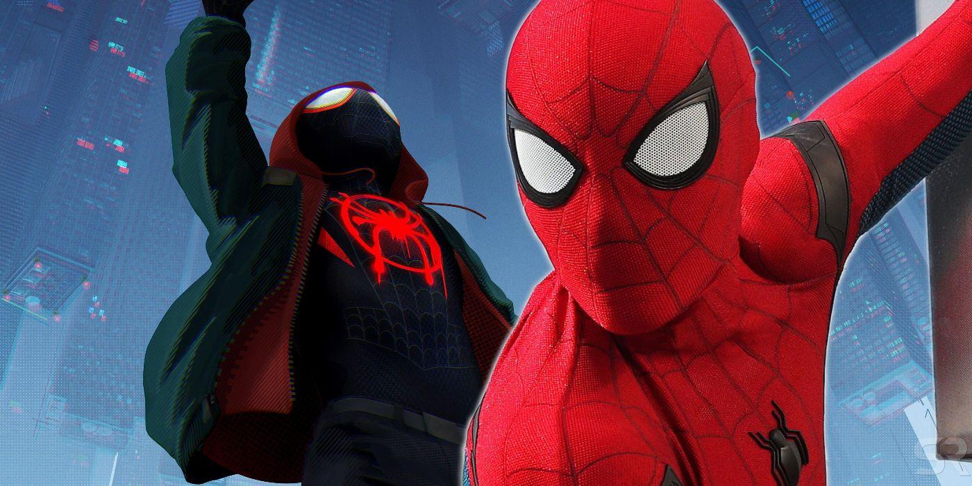 Sony Markets Spider-Man Multiverse With MCU, Venom & Spider-Verse Box Set