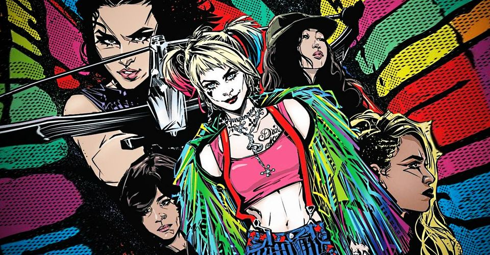 Birds Of Prey How Different Is The Harley Quinn Movie To The Comics