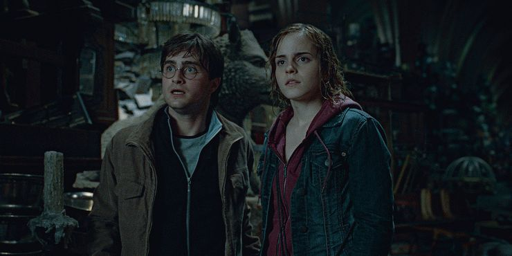 Harry Potter: 10 Times Harry Was Actually Smarter Than Hermione