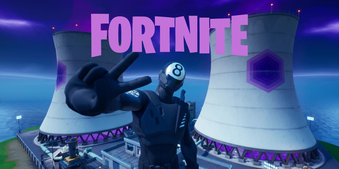 Fortnites New Map Leaked Over A Month Before Release