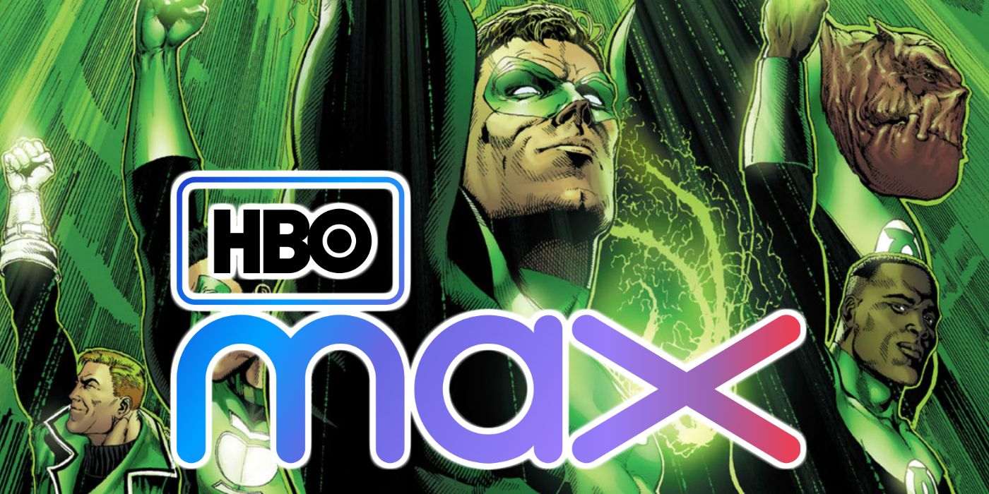 Green Lantern: When HBO Max's TV Show Releases | Screen Rant
