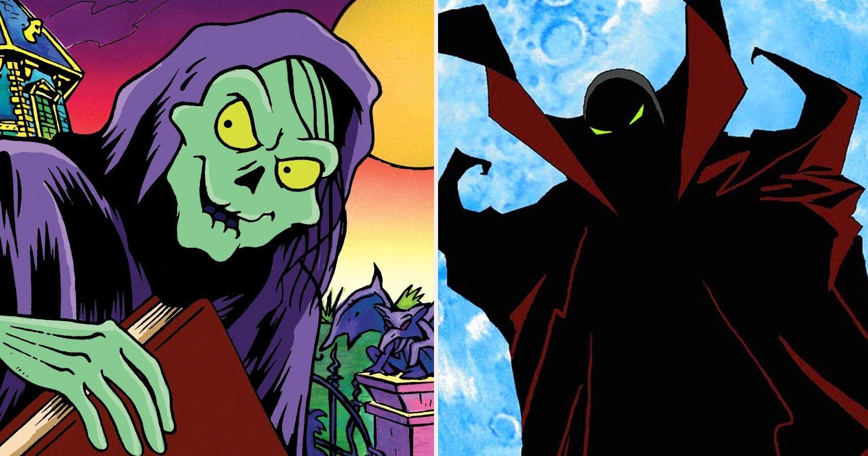 Creepy Cartoons 10 Scariest Animated Horror Series Screenrant