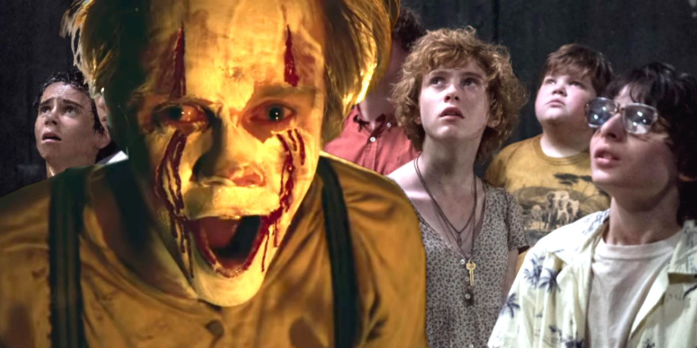 It Chapter 2 S Biggest Problem Is The Kids Screen Rant