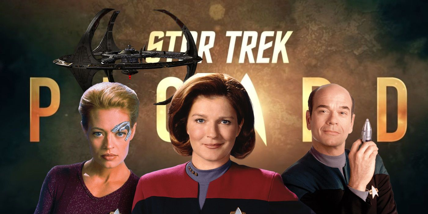 Star Trek: The Last Time Two Shows Were On At Once | Screen Rant