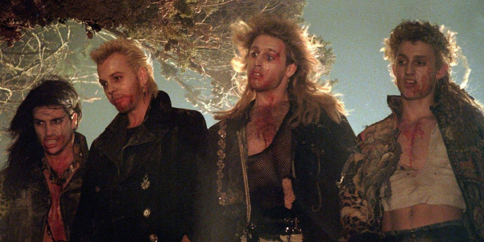 Lost Boys: Kiefer Sutherland Ate A Man's Head In Deleted Scene