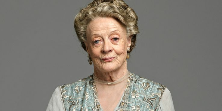 MINERVA McGONAGALL - Maggie Smith