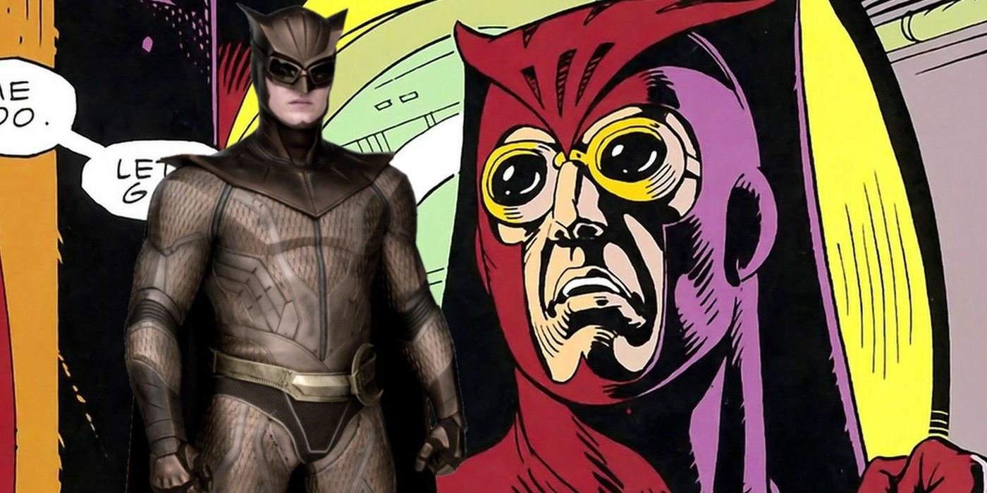 Watchmen Theory Hbo S Old Nite Owl Is Spoiler Screen Rant