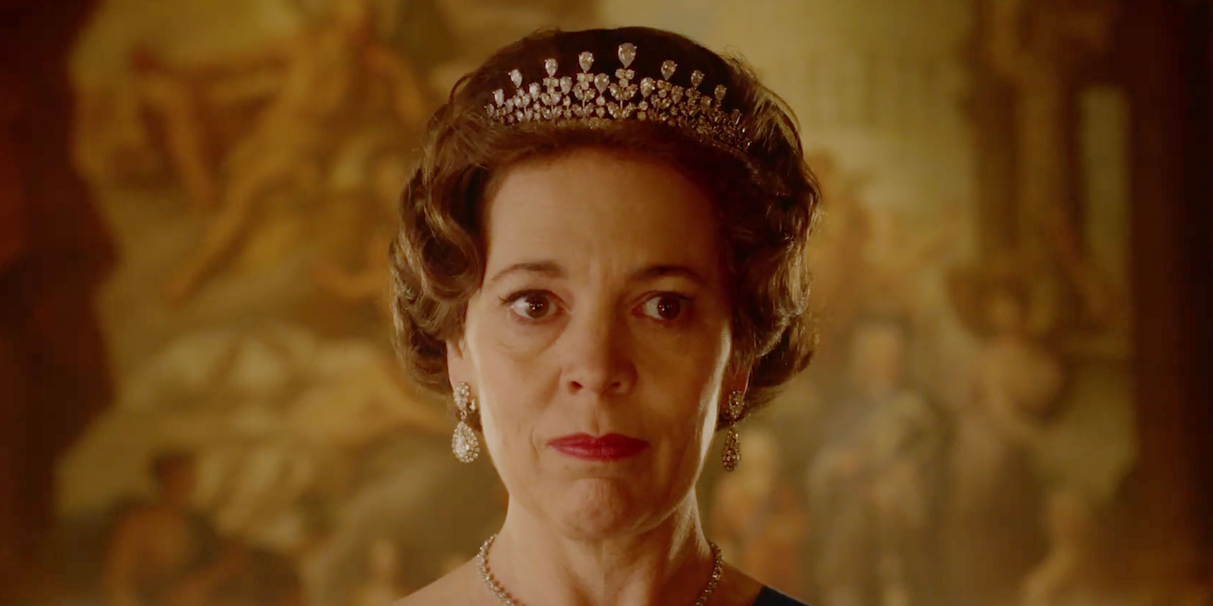 The Crown Season 3 Trailer Teases Elizabeth vs. Charles