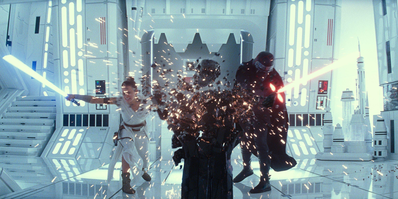 Star Wars 9: Rey Confront Vader's Mask In Rise of Skywalker TV Spot