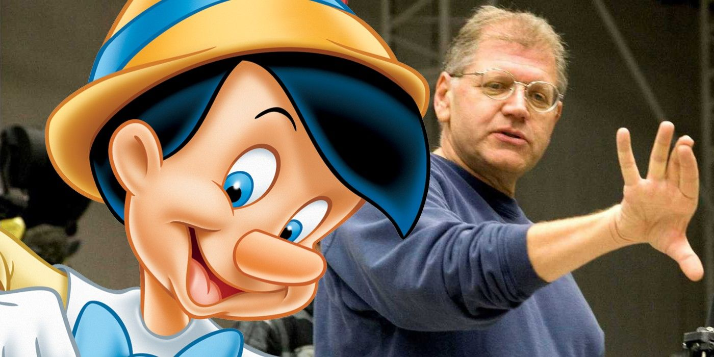 Pinocchio Live-Action Disney Remake Moving Forward With Robert Zemeckis