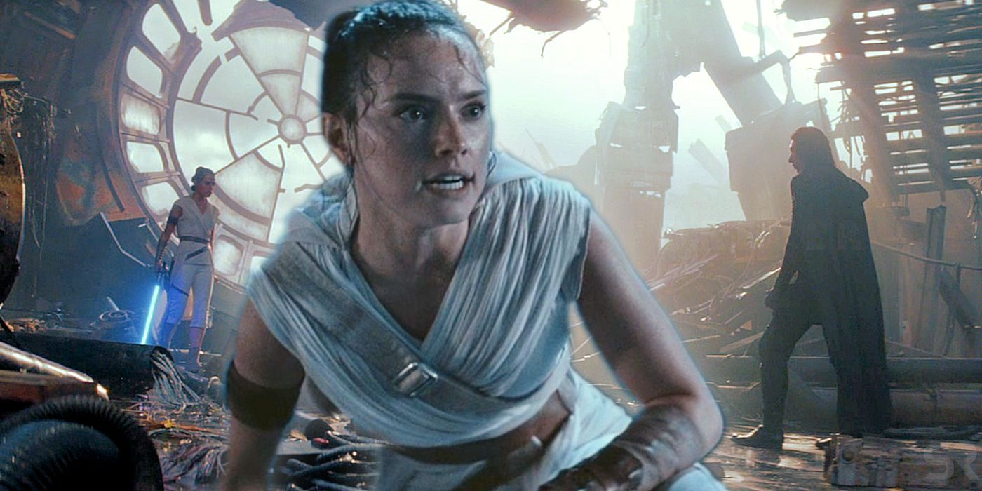 Rise Of Skywalker 10 Things About Rey All Three Trailers Have Shown Us