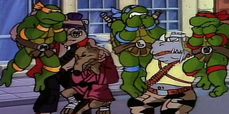 10 Greatest Episodes Of The Original Teenage Mutant Ninja Turtles Cartoon