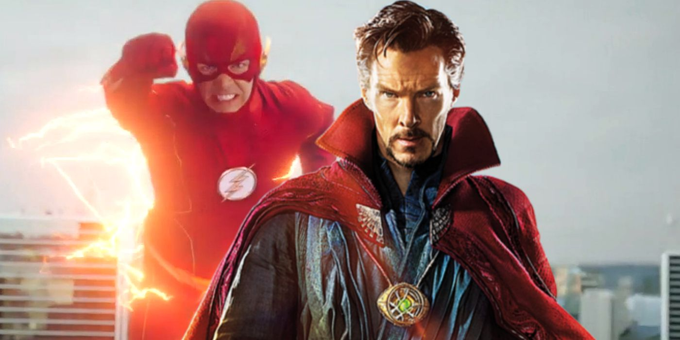 The Flash Is Turning Barry Into DC's Doctor Strange For Crisis