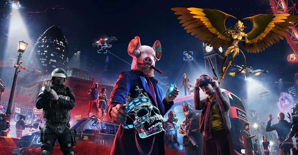 Watch Dogs Legion Release Date Story Gameplay Details