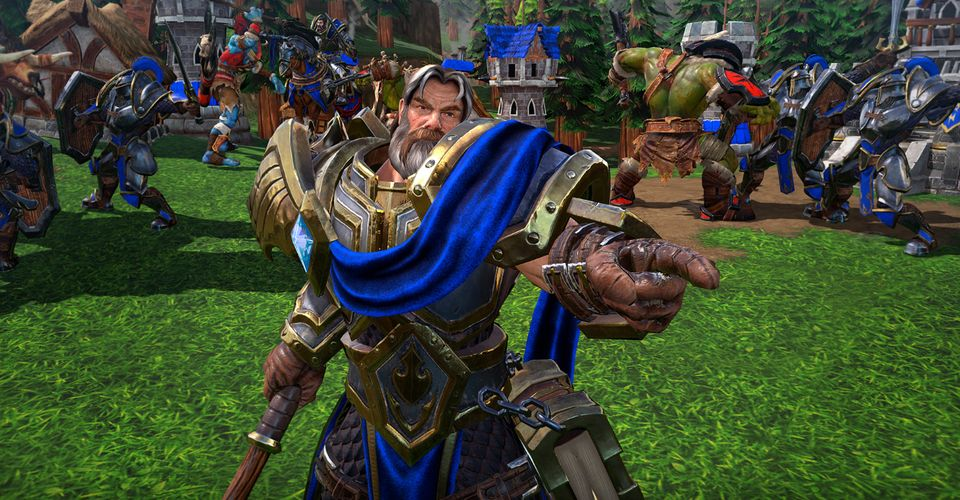 Warcraft 3 Reforged Multiplayer Beta Begins This Week