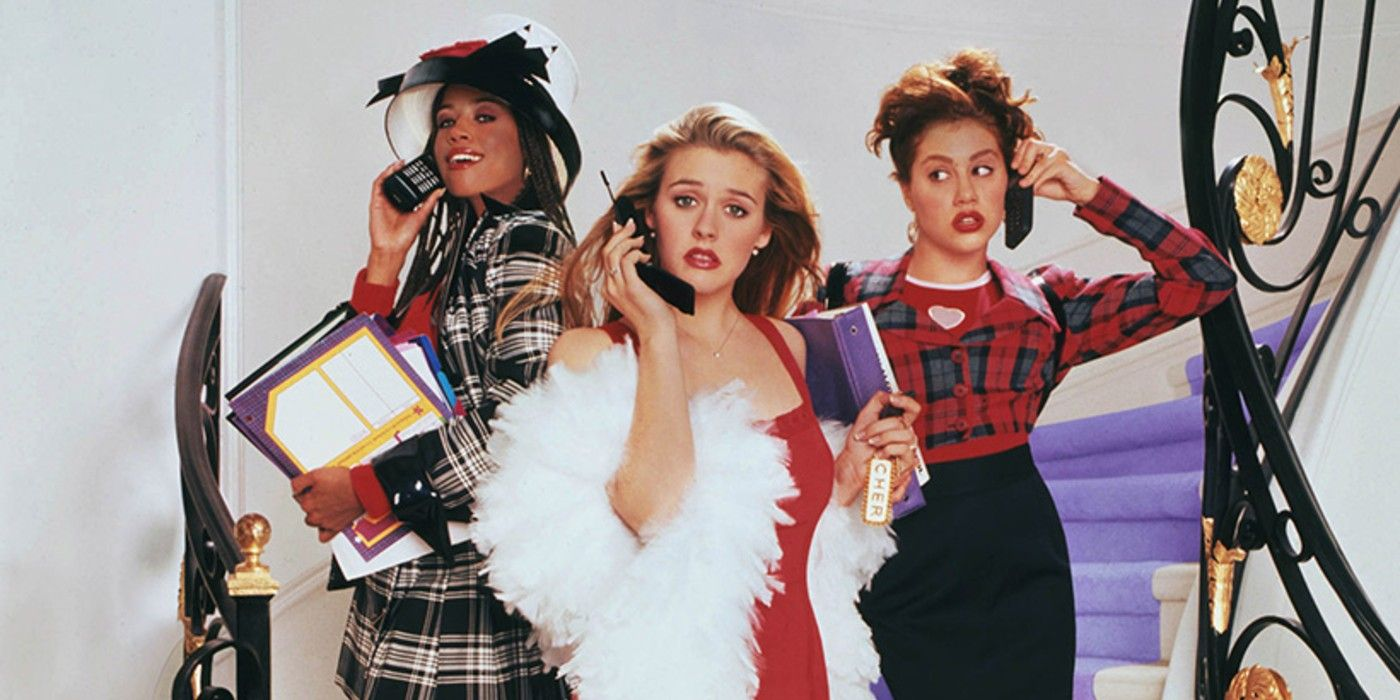 Clueless is Being Rebooted as a Mystery TV Series | Screen Rant
