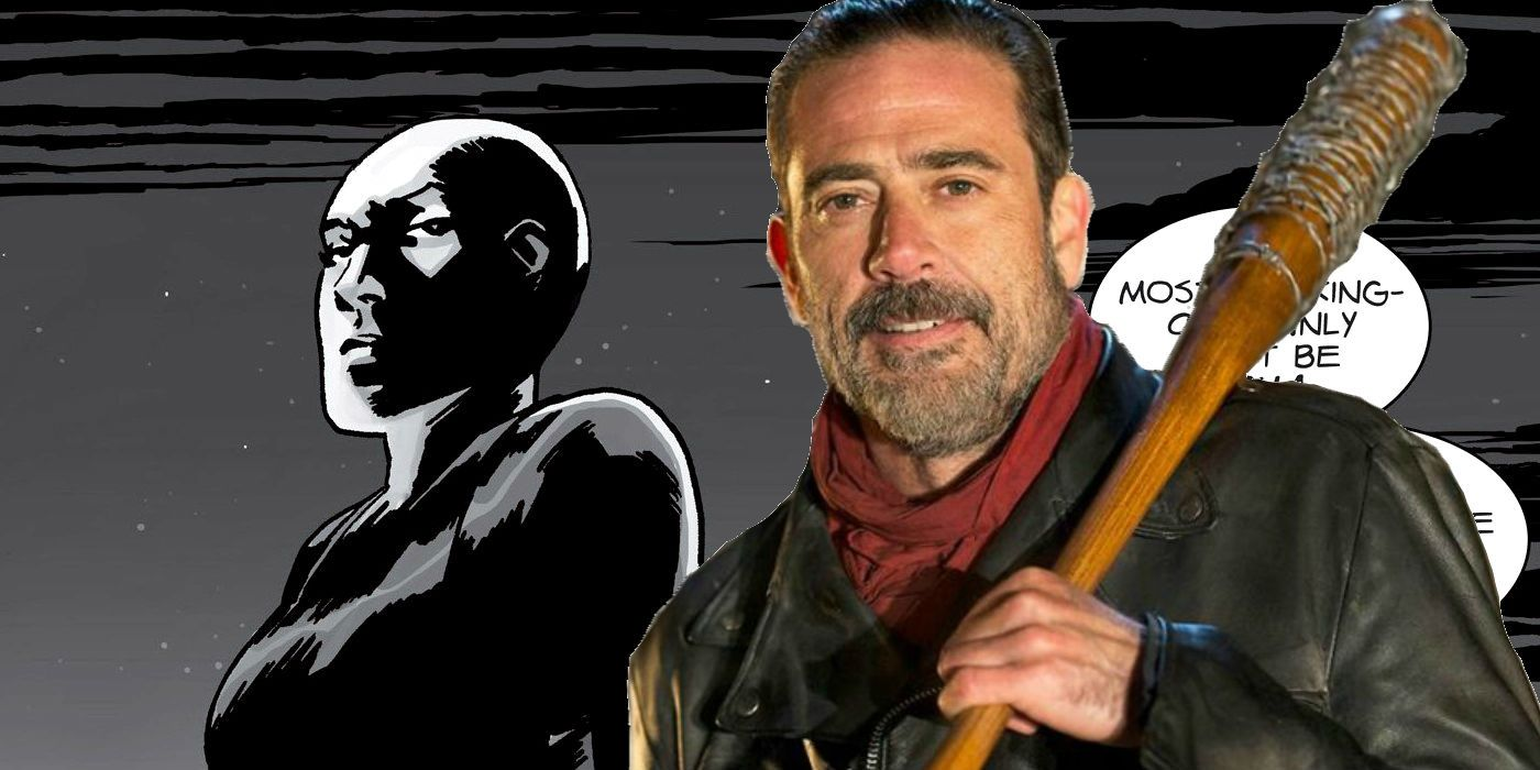 Walking Dead Has Now Set Up Negan's Most Important Story