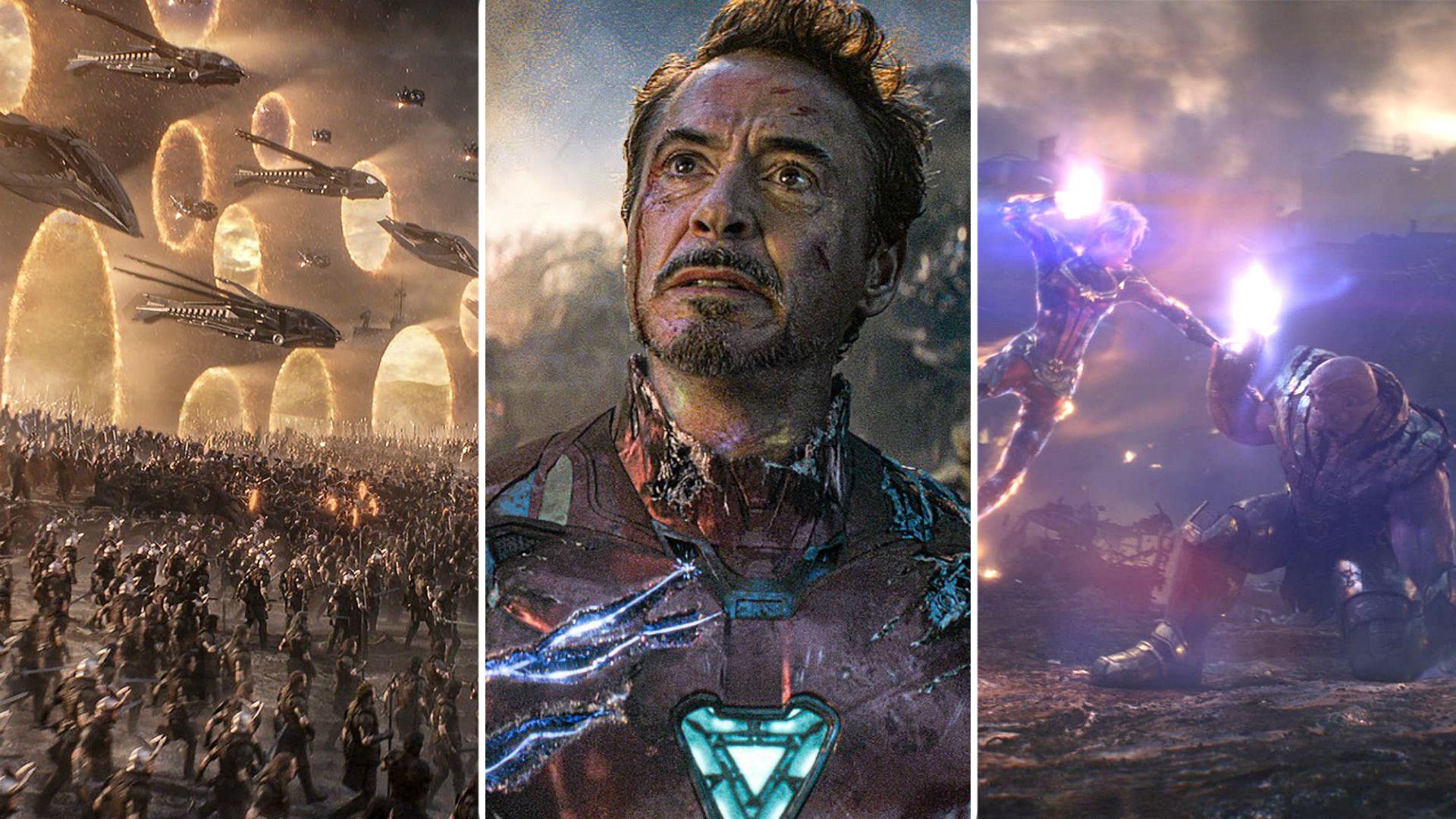 was endgame the last avengers