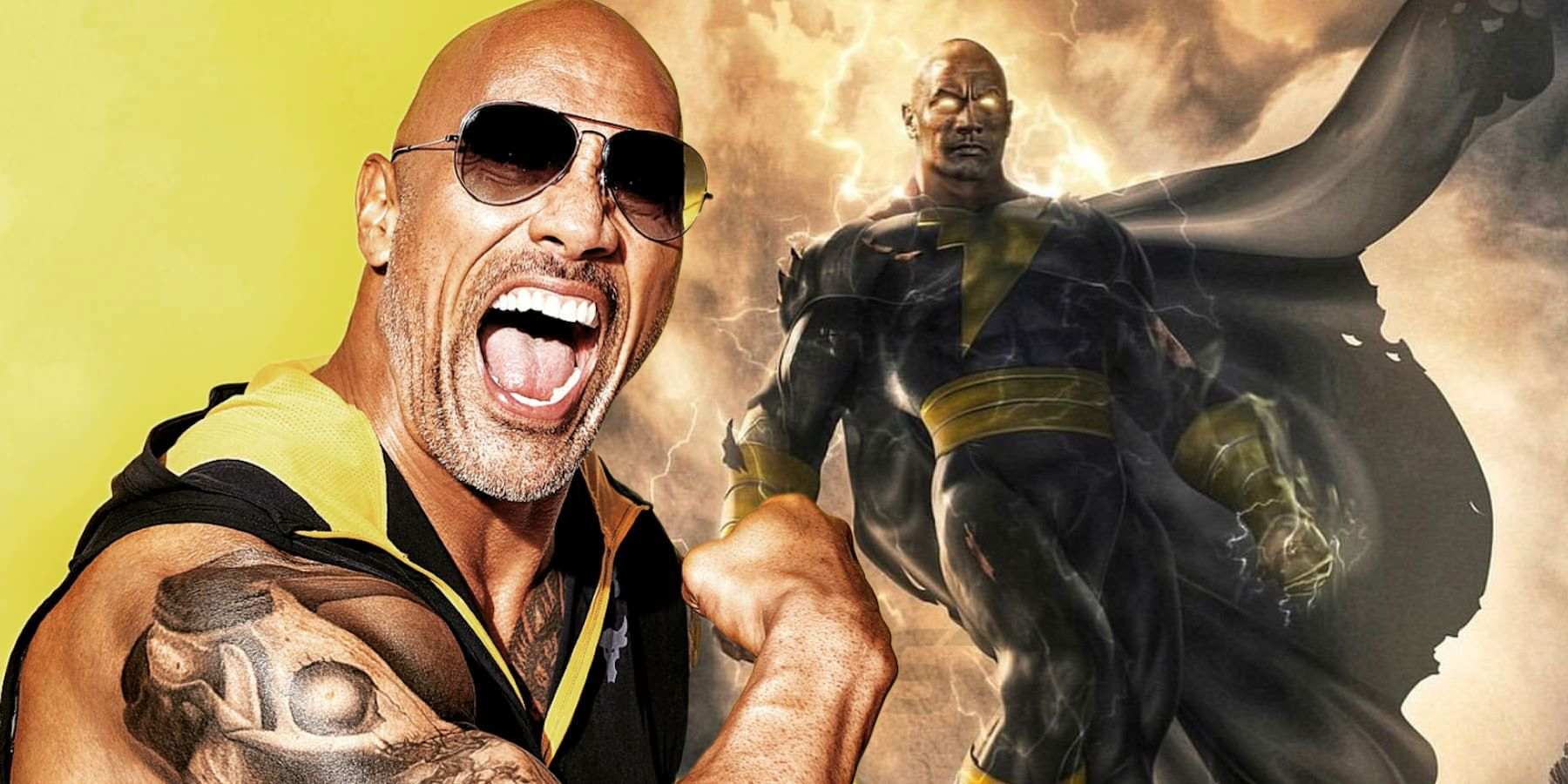 Black Adam's Dwayne Johnson Has Been Working On DC Movie Since 2008