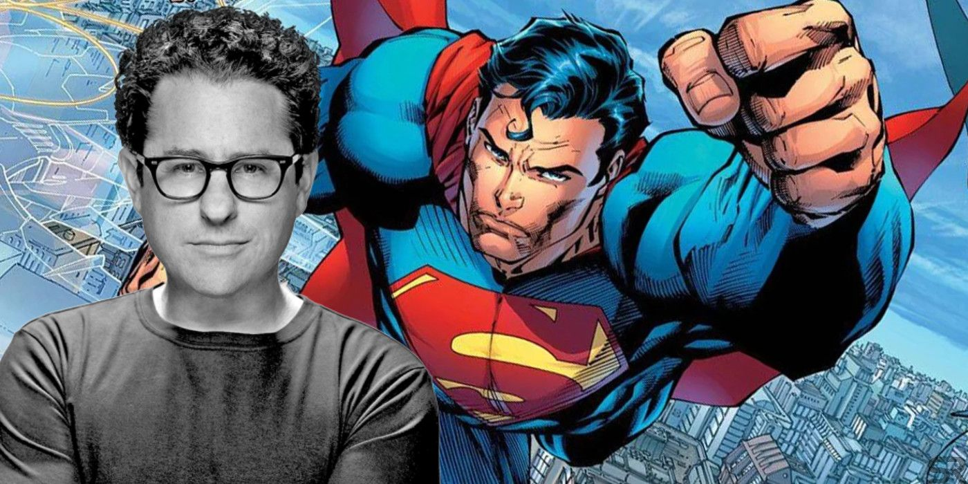 New Superman Movie Not Being Made By JJ Abrams, He Says