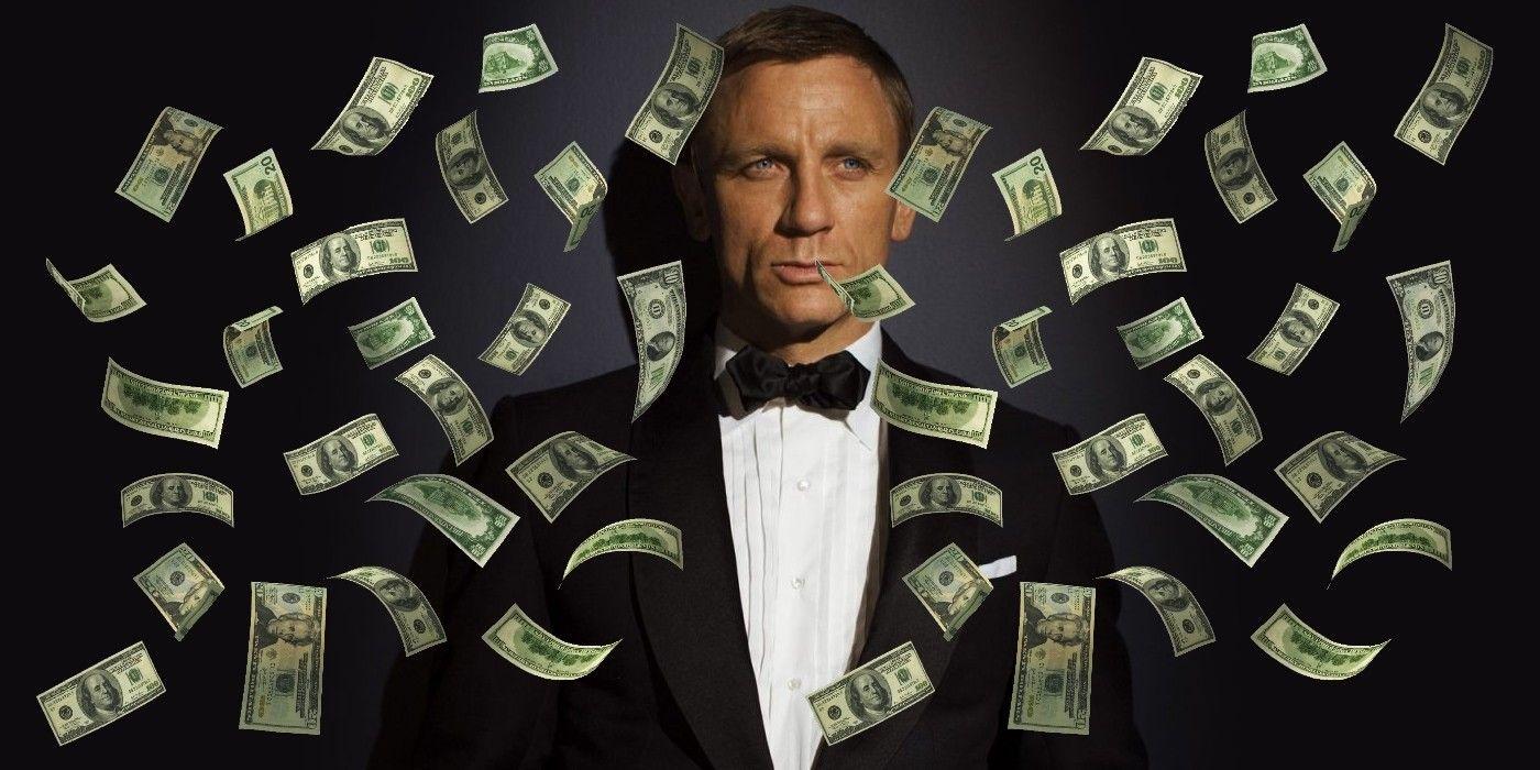 James Bond 25: No Time To Die Has Biggest Bond Movie ...