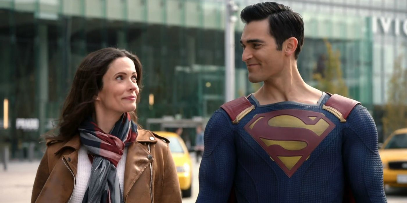 Superman & Lois Set Photo Gives First Look at Kal-El's Sons