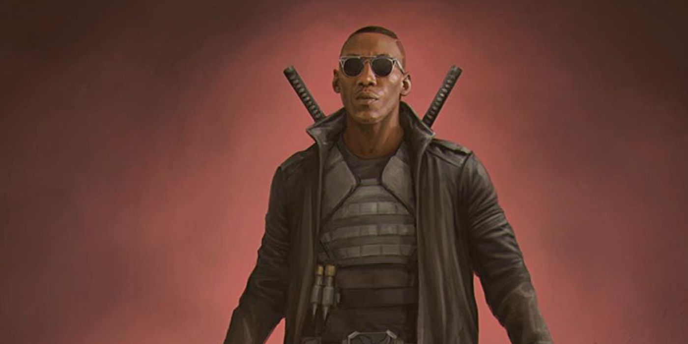 What Mahershala Ali Could Look Like As The MCU's Blade
