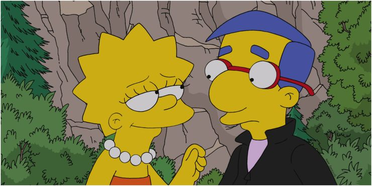 The Simpsons Lisa S 10 Best Love Interests Ranked Screenrant